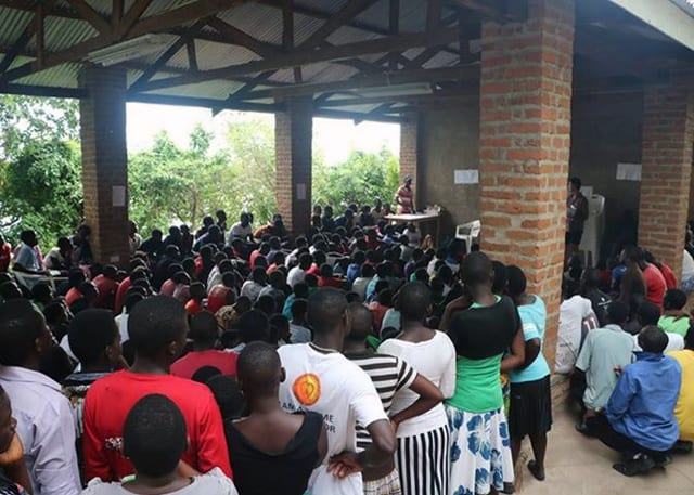 2016 Determined to Develop Malawi Youth Leadership Workshop 1