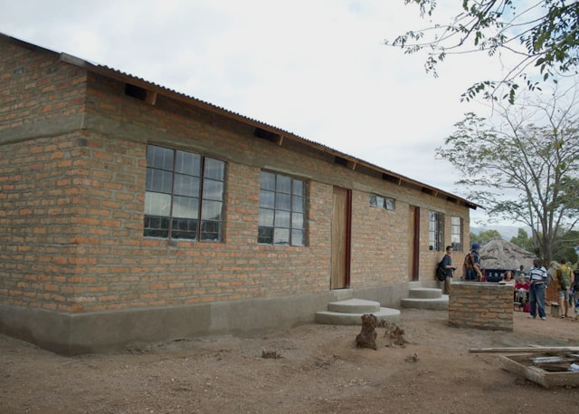 Determined to Develop Completes Phulano Nursery School 1
