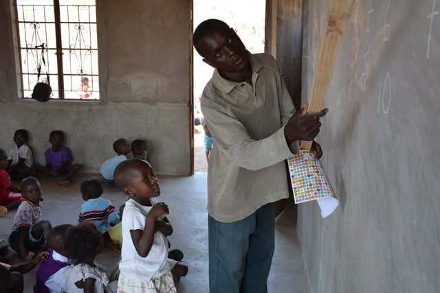 Determined to Develop builds a new nursery school 5