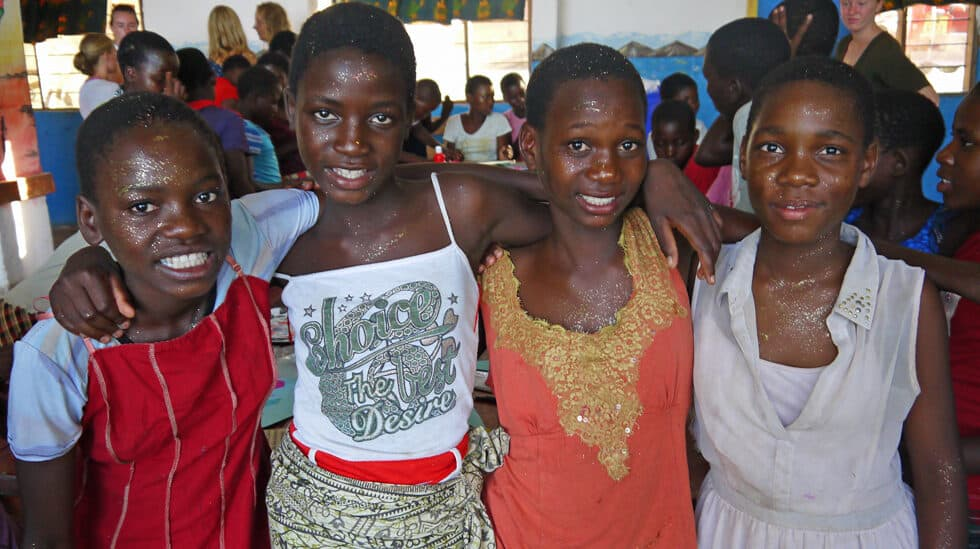 Determined to Develop Malawi Primary Girls Club